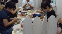 刺繍教室Ⅱ
