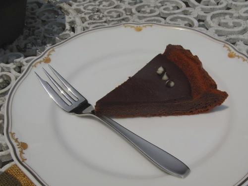 120517チョコレートタルト