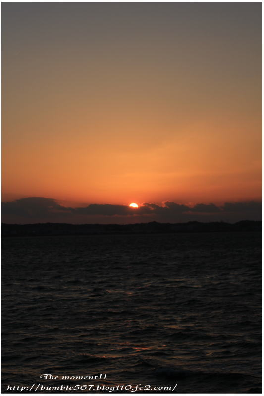 Sunset浜名湖1