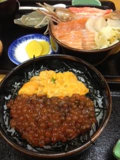 函館朝市 あけぼの食堂
