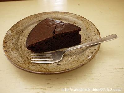 Tango◇豆乳のブラウンケーキ