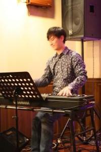 勇さんピアノ