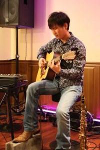 勇さんギター
