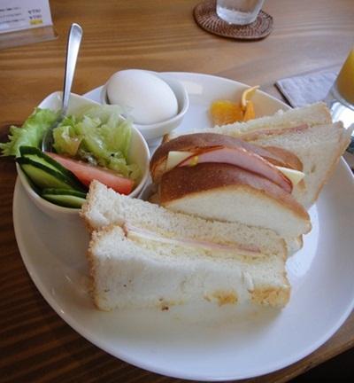 ミッテ サンドイッチ