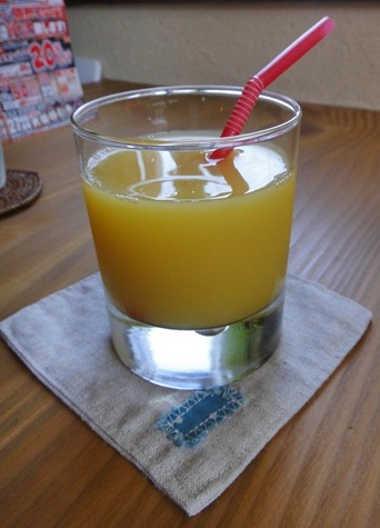 ミッテ オレンジジュース