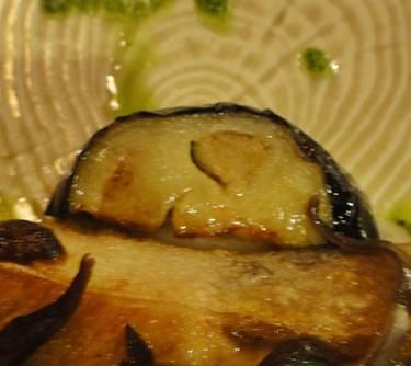 一陽 魚の茄子