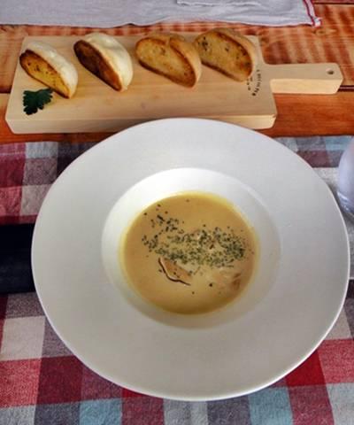 OPEN パン&スープ