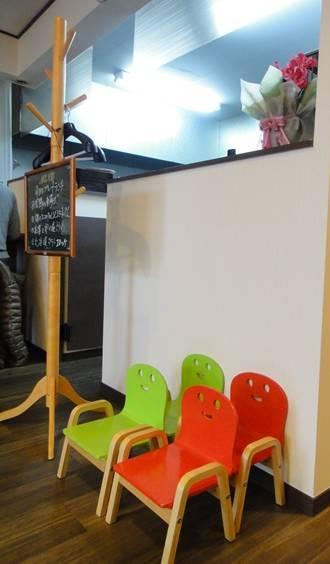 嵐丸 椅子