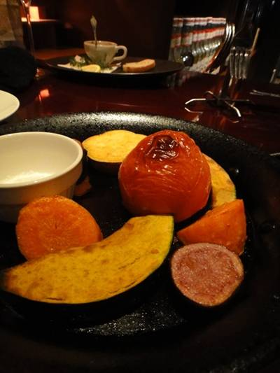 Futabaya 焼き野菜