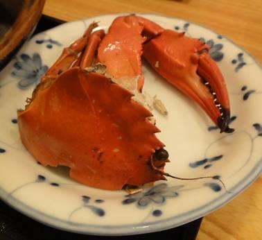 松月5 小鉢蟹