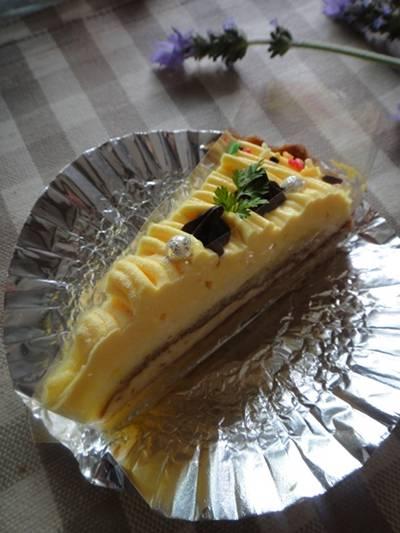 ぼだい サービスケーキ