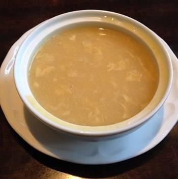 浜木綿 スープ