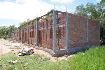 キロタチュム小学校建設