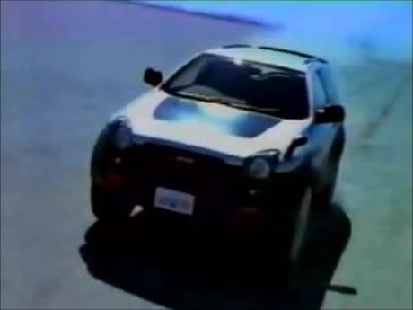ISUZU V-CROSS SUV CM