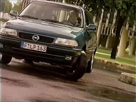 Werbung Opel Astra Dream
