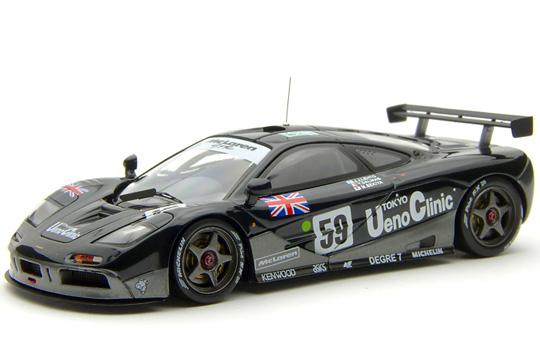 maclaren F1 GTR 95 Le Mans