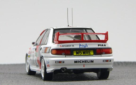 LANCER EVO3 '95 Corse