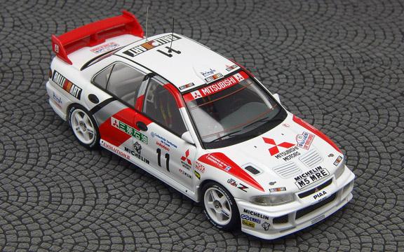 LANCER EVO3 95 Corse 5