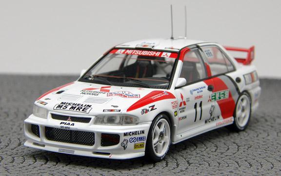 LANCER EVO3 95 Corse 1
