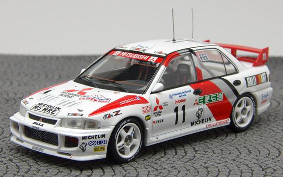 LANCER EVO3 95 Corse 2