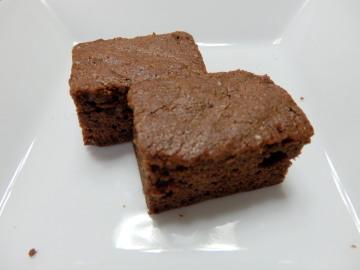 ブラウニー 明治ミルクチョコレート