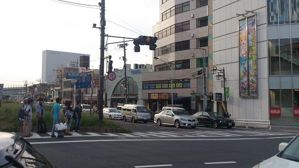 nikotama station
