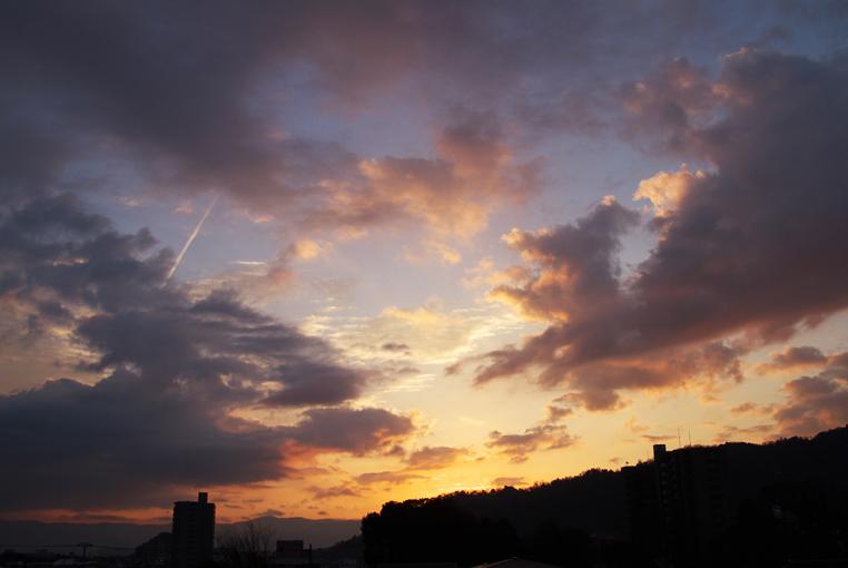 30日 6ー56 東の空