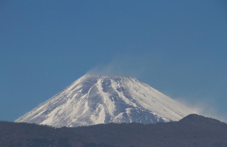 31日 11-50 今日の富士山-1