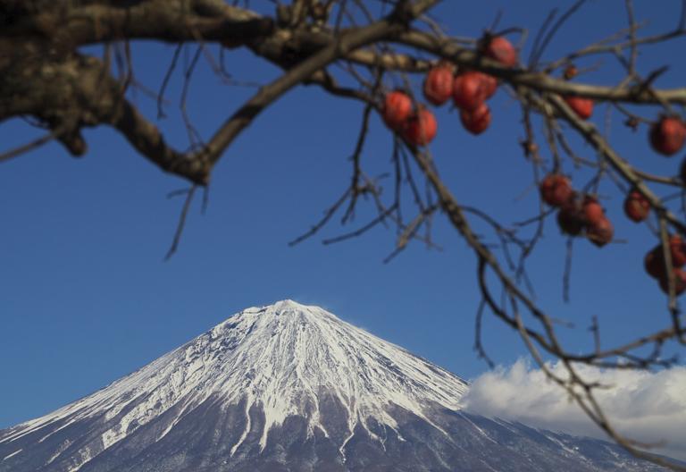 柚野の富士山-689