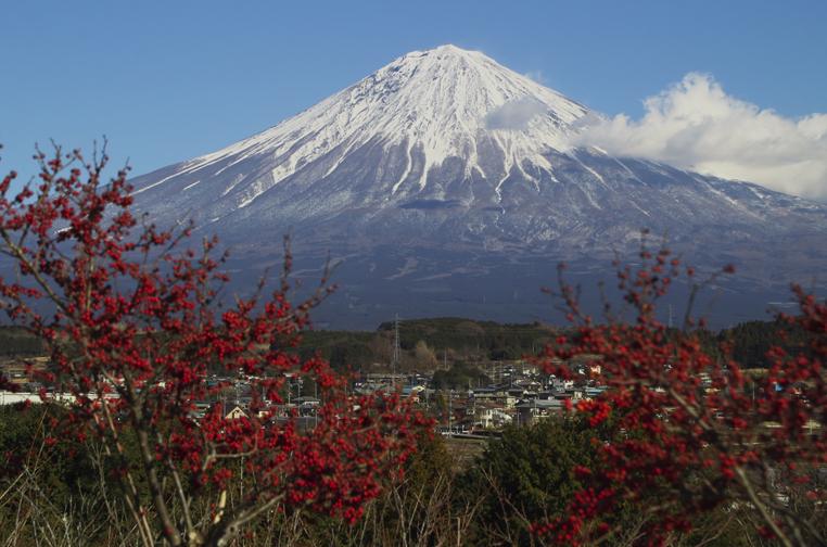 柚野の富士山-700-2