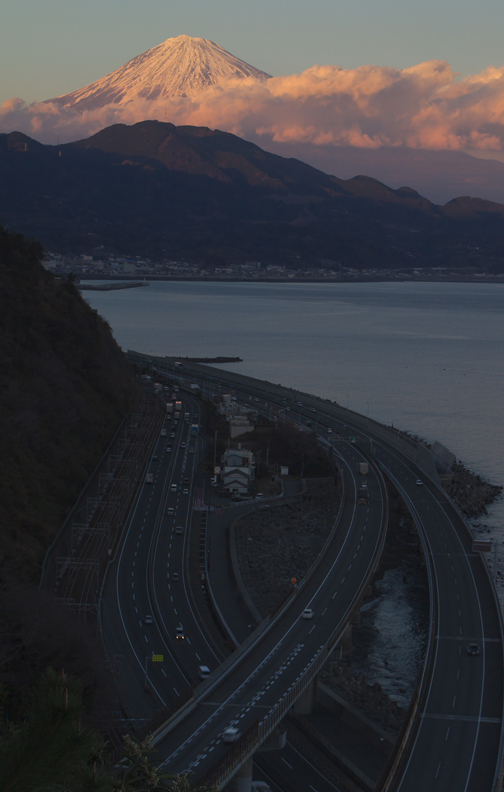 柚野の富士山-731