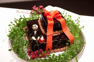 山本さんケーキ