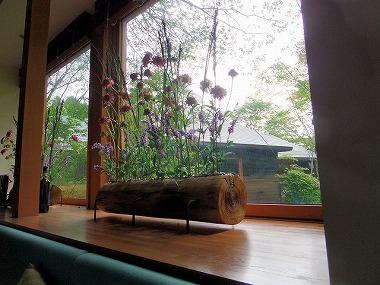 s-レストラン窓