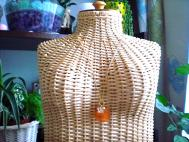 カスピ貝のビタミンカラーネックレス