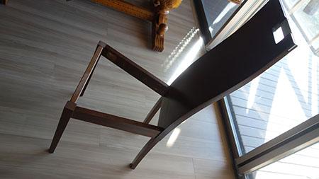 椅子張り替え前2