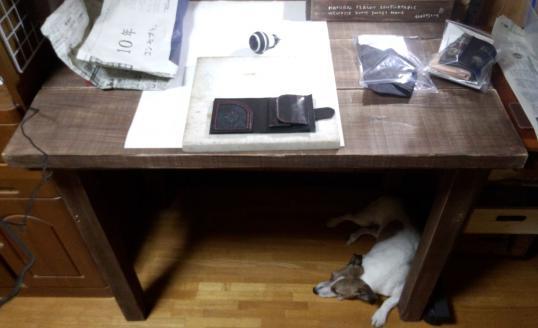 作業台の住人1