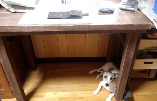 作業台の住人2