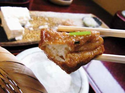 12-10-7 うどんの豆腐