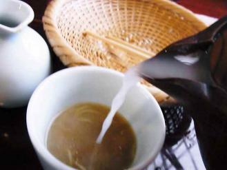 12-10-7 蕎麦湯
