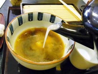 12-10-25 蕎麦湯