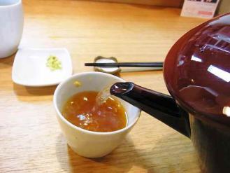 12-10-30 蕎麦湯