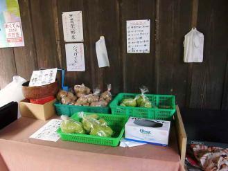12-11-3 店軒先野菜