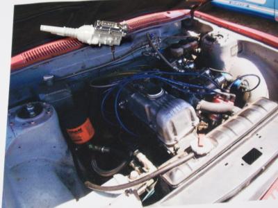 BRE エンジン4