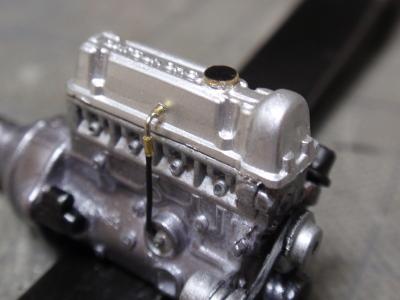 BRE エンジン16