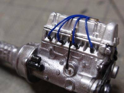 BRE エンジン18