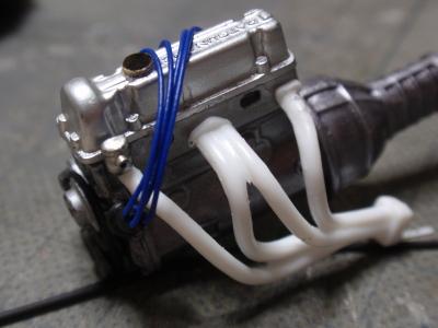BRE エンジン19