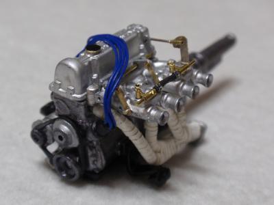 BRE エンジン完成