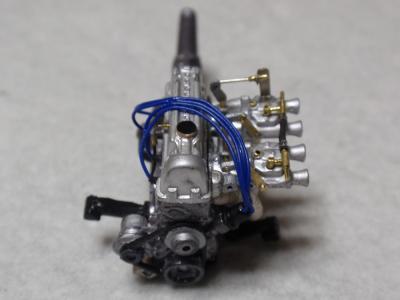 BRE エンジン完成4