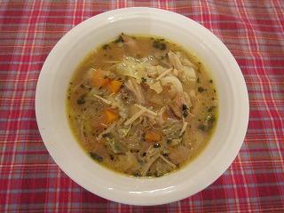 ギャラクティカスープ