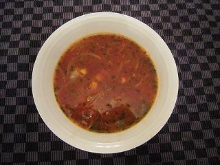 玉ネギおばさんのトルコ風スープ